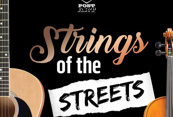 Strings of the Streets a PostART-on