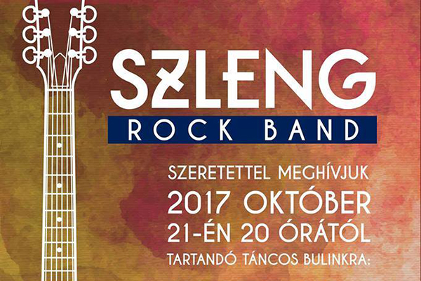 Szleng Rock Band a PostART-on