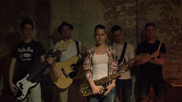 Sofia Balogh Band a PostART-on