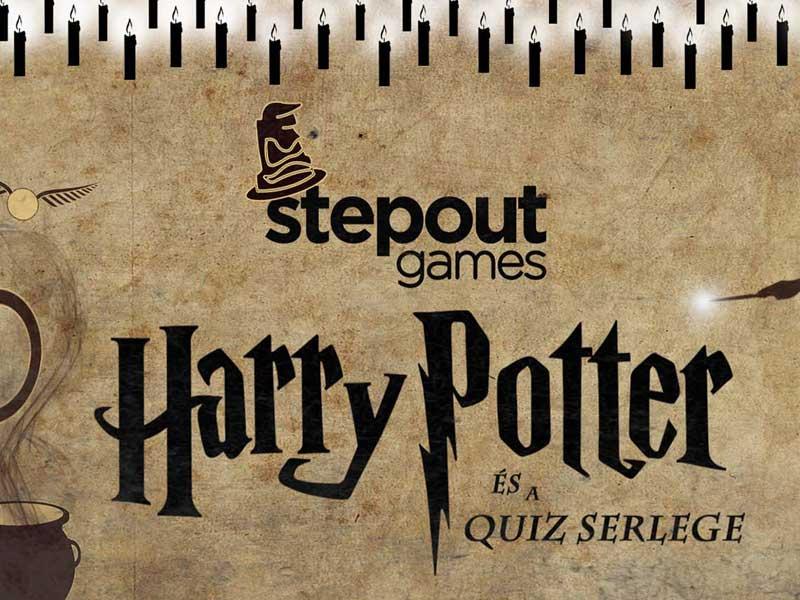 Harry Potter és a quiz serlege interaktív játékest
