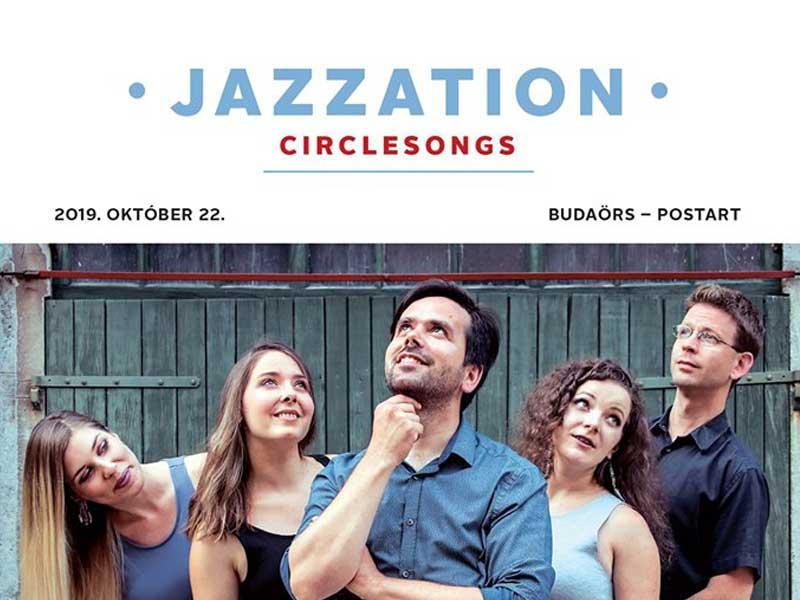 Október 22. – Jazzation: Circlesongs