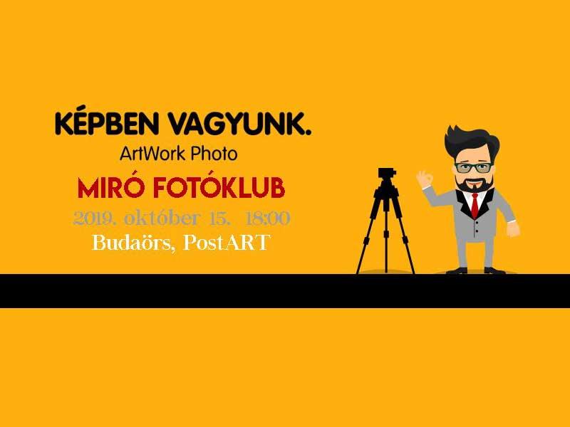 Geréb Zsolt előadása / DSLR vs. MILC // Miró Fotóklub