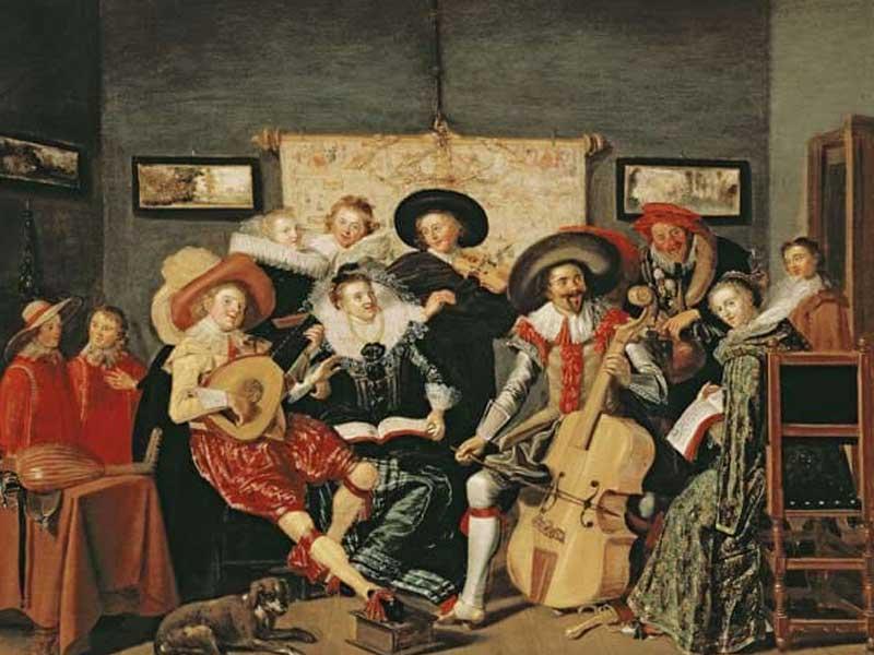 Október 19. – KataPult Zenei Estek – Reneszánsz szerelem