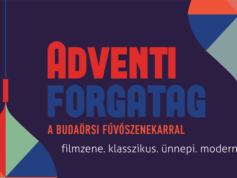 December 13. – Adventi forgatag a Budaörsi Fúvószenekarral