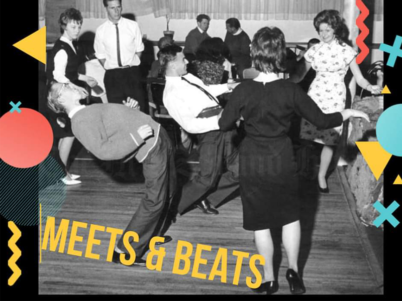 November 23. – Meets and beats – a házibuli