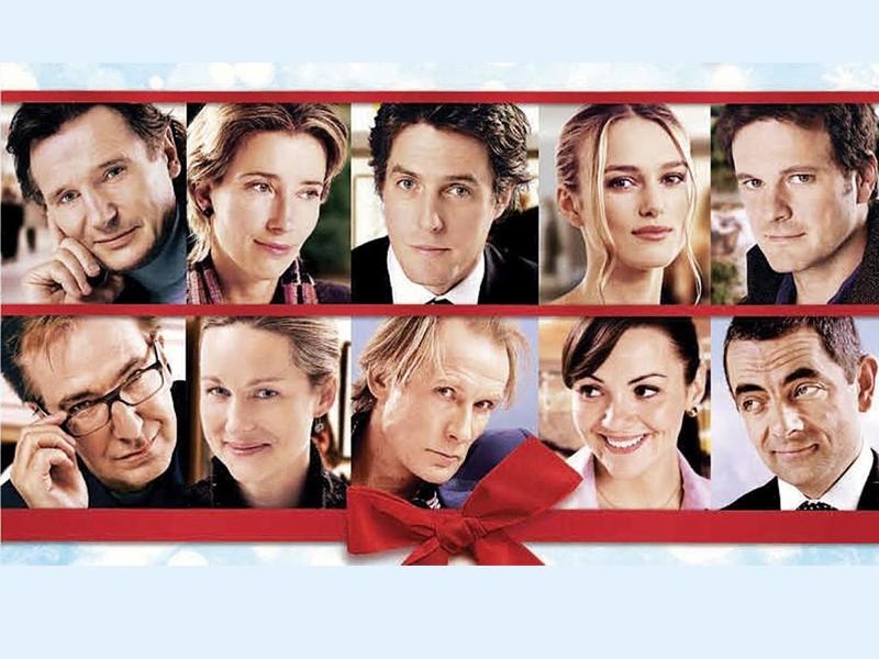 December 23. – Karácsonyi mozi: Igazából szerelem /2003/