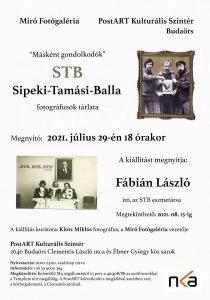 Sipeki-Tamási-Balla fotókiállítása