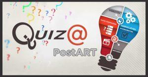 Quiz@ PostART @ PostART