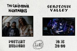 The California Nightmares x Serotonin Valley Live